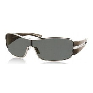 PRADA Gray Shield Sunglasses Unisex SPR 56H